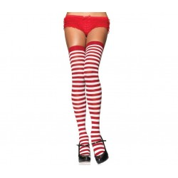 Stripped Thigh High Stockings 3 Pack CrossDress Fashions  Womens Clothing for Crossdressers, TG, Female Impersonators
