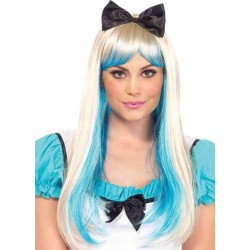 Alice Costume Wig with Bow CrossDress Fashions  Womens Clothing for Crossdressers, TG, Female Impersonators