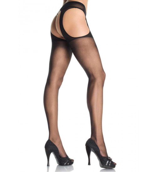 Sheer Suspender Pantyhose - Pack of 3 at CrossDress Fashions,  Womens Clothing for Crossdressers, TG, Female Impersonators