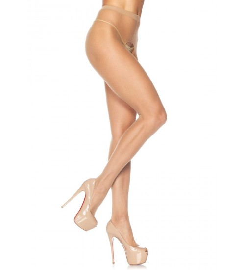 Crotchless Sheer Panythose - Pack of 3 at CrossDress Fashions,  Womens Clothing for Crossdressers, TG, Female Impersonators