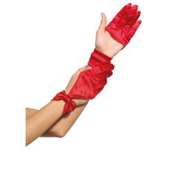 Satin Cut Out Gloves CrossDress Fashions  Womens Clothing for Crossdressers, TG, Female Impersonators