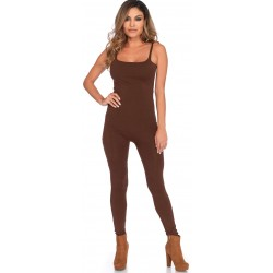 Basic Womens Unitard in Brown CrossDress Fashions  Womens Clothing for Crossdressers, TG, Female Impersonators