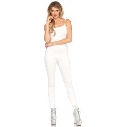 Basic Womens Unitard in White CrossDress Fashions  Womens Clothing for Crossdressers, TG, Female Impersonators