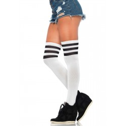 Rib Knit Thigh High Socks CrossDress Fashions  Womens Clothing for Crossdressers, TG, Female Impersonators