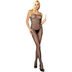 Seamless Spaghetti Strap Fishnet Bodystocking CrossDress Fashions  Womens Clothing for Crossdressers, TG, Female Impersonators