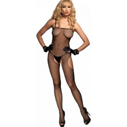 Spaghetti Strap Fishnet Suspender Bodystocking CrossDress Fashions  Womens Clothing for Crossdressers, TG, Female Impersonators