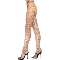 Diamond Fishnet Pantyhose - Pack of 3