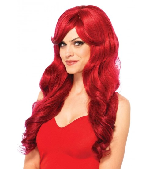Extra Long Wavy Wig at CrossDress Fashions,  Womens Clothing for Crossdressers, TG, Female Impersonators