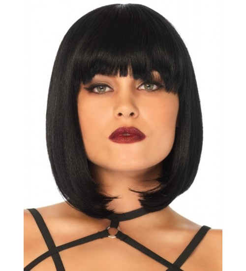 Short Natural Bob Wig at CrossDress Fashions,  Womens Clothing for Crossdressers, TG, Female Impersonators